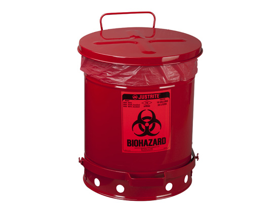 Waste Disposal Safety Containers